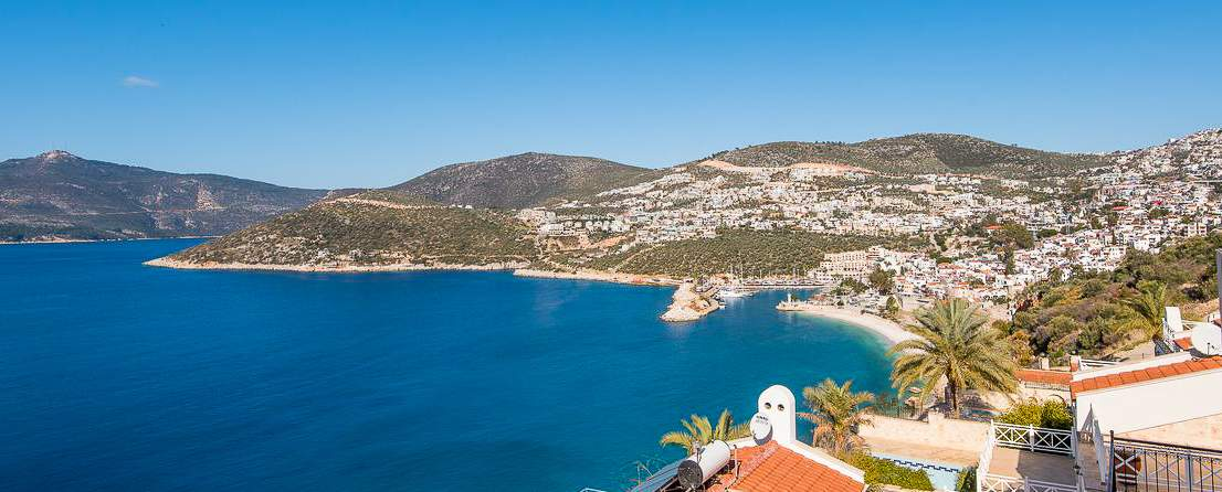 Villa rental & apartment rental for holidays in Kalkan